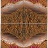 Herbst, Anya Triestram, Linolschnitt