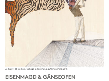 Eisenmagd & Gänseofen | Larissa Leverenz | 21.11.15 | 19h | Kro Art Contemporary