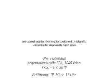 """Ausstellung """"REALITÄTEN"""" im ORF Funkhaus"""