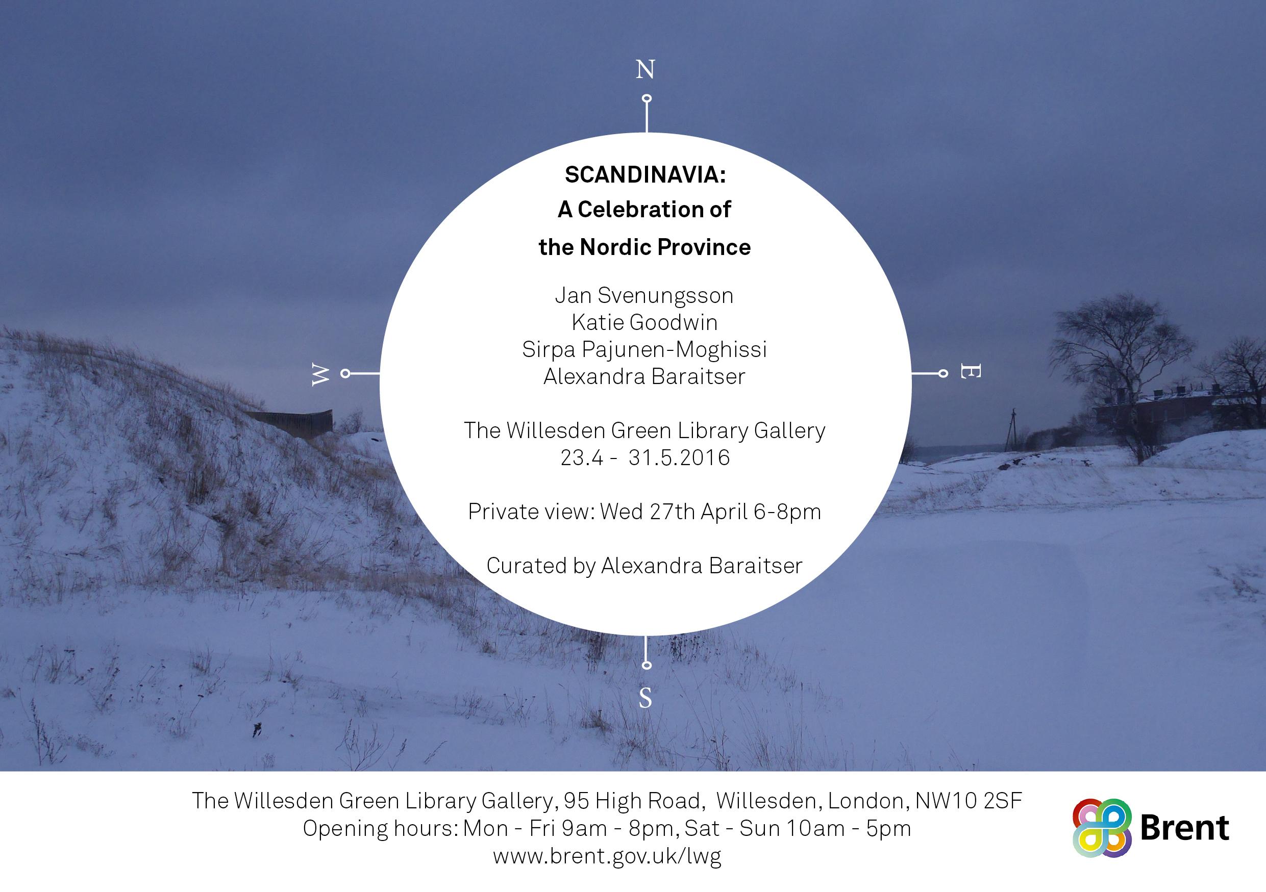 Scandinavia Invite SNOW 23.4 - 31.5.2016(1)