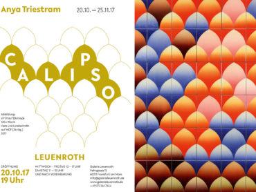 Einzelausstellung Anya Triestram in der Galerie Leuenroth, Frankfurt